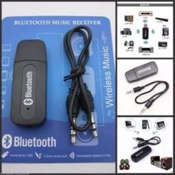 Adaptador Bluetooth som automotivo