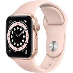 Apple Watch series 6 gold