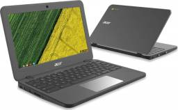 "Notebook Chromebook Acer N7 4GB 32GB 11.6"" HD Chrome OS"