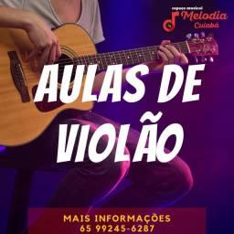 AULAS DE VIOLÃO E UKULELE | ESCOLA DE MÚSICA