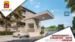 8* Apartamento no Araçagy entrega em 2021 com suíte e varada gourmet