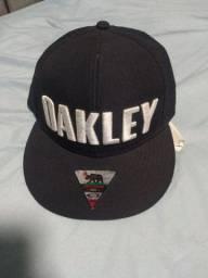 Boné aba reta Oakley original