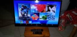 TV 32 led com aparelho smart MQX PRO 4K