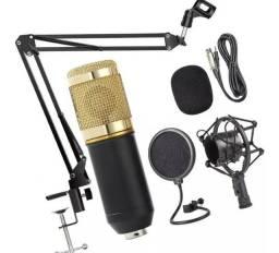Microfone condensador bm800