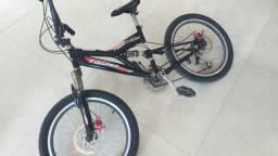Bicicleta Fisher boy usada aro 18.