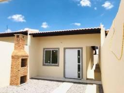 WS casa com 3 quartos 2 banheiros em uma rua so de casas novas pertinho de messejana