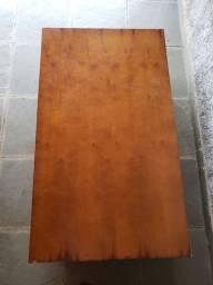 Vendo mesa de centro de madeira