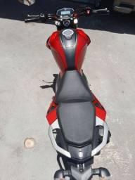 Moto fazer 2020 Yamaha 600 km rodados