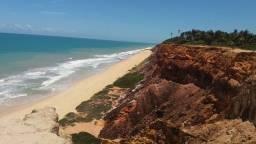 Lotes a 1 km da praia e das falesias de jequia,parcelas de 500 r$ legalizados e prontos