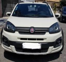 Fiat Uno 1.3 way Flex 2018