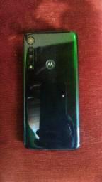 vendo  Motorola one macro ou troco por Pc gamer