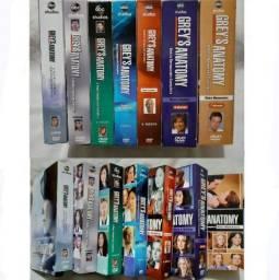 Box coleção série Grey's Anatomy