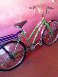 Bicicleta grande feminina linda leia o anúncio