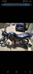 Estou vendendo a moto roda