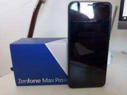Celular Asus Max Pro M1 - 64gb armazenamento 4gb de RAM