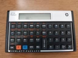 Calculadora Financeira HP 12 C Platinum