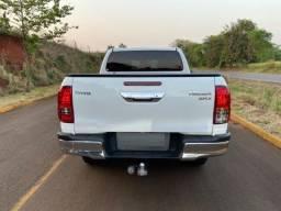 Hilux 2.8 srx 4 x 4 turbo diesel 16 v automática ano 2018