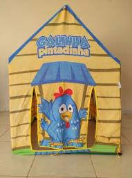 Cabana Galinha Pintadinha