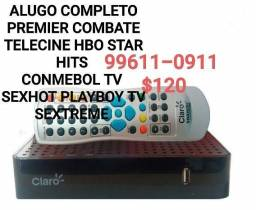 PASSO PONTO COMPLETO CLARO $120
