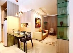 Apartamento 2 quartos/ 1 Suíte/ na Torre/ Novo/ ZERO DE ENTRADA- PNN