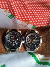 Relógio orient speed tech, marcas de uso mas em boas condições