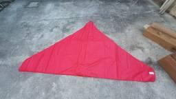 Lona Superior Azul, Vermelha para Tendas Sanfonadas 3x3 (Últimas unidades Novas)