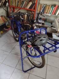 Título do anúncio: Bike Cargo Motor 2 tempos