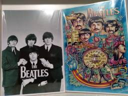 The Beatles quadro MDF