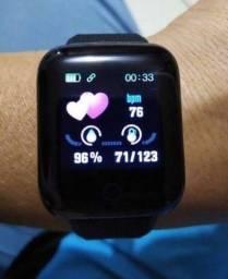 """Relógio Smartwatch """"Novo"""""""
