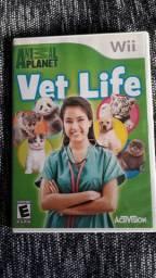 DVD Vet Life original para Wii