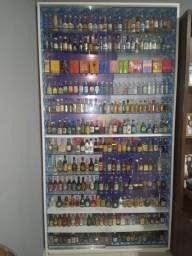 Coleção Miniaturas bebidas..