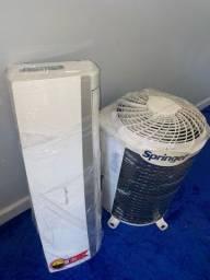Ar condicionado Springer Midea 9.000btu/h já instalado!