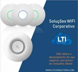 Redes Wifi Servidores Cabeamento Estrurado
