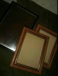 Duas Molduras + Espelho