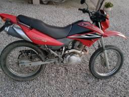 Moto Honda NXR BROS 150