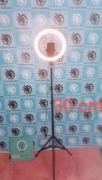 Título do anúncio: Ring light grande de 30cm