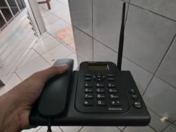 Telefone Celular Fixo GSM 2G INTELBRAS (Na Garantia)