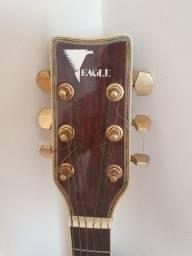 Violão elétrico eagle canal 889