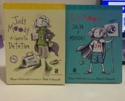 Livros Judy Moody - Vendo separado