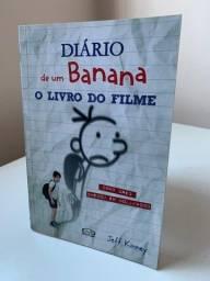 Livro Diário de um banana - Livro do filme