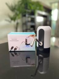 Bomba Garrafão recarregável USB - Promoção
