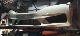 Parachoque Para-choque Dianteiro Honda City 2014 até 2017