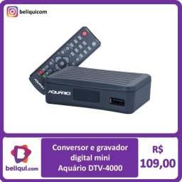 Conversor digital | Aquário DTV-4000