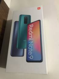Vendo Redmi note 9 semi novo