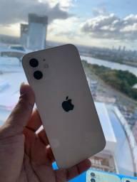 Título do anúncio: iPhone 12 64GB Seminvo com marcas na tela