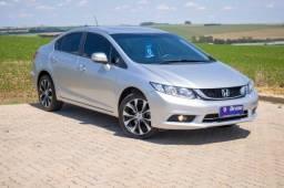 Honda Civic LXR 2.0 AT - Placa I