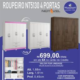 Guarda Roupas NT5130