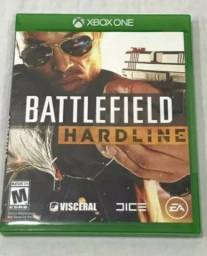 Título do anúncio: Battlefield Hardline XBOX ONE