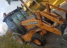 Retroescavadeira Case 580 N 4x4 2017<br><br>