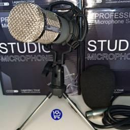 Microfone Studio ( fazemos entrega)